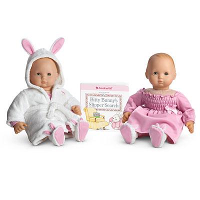 Bitty Bunny Robe Set