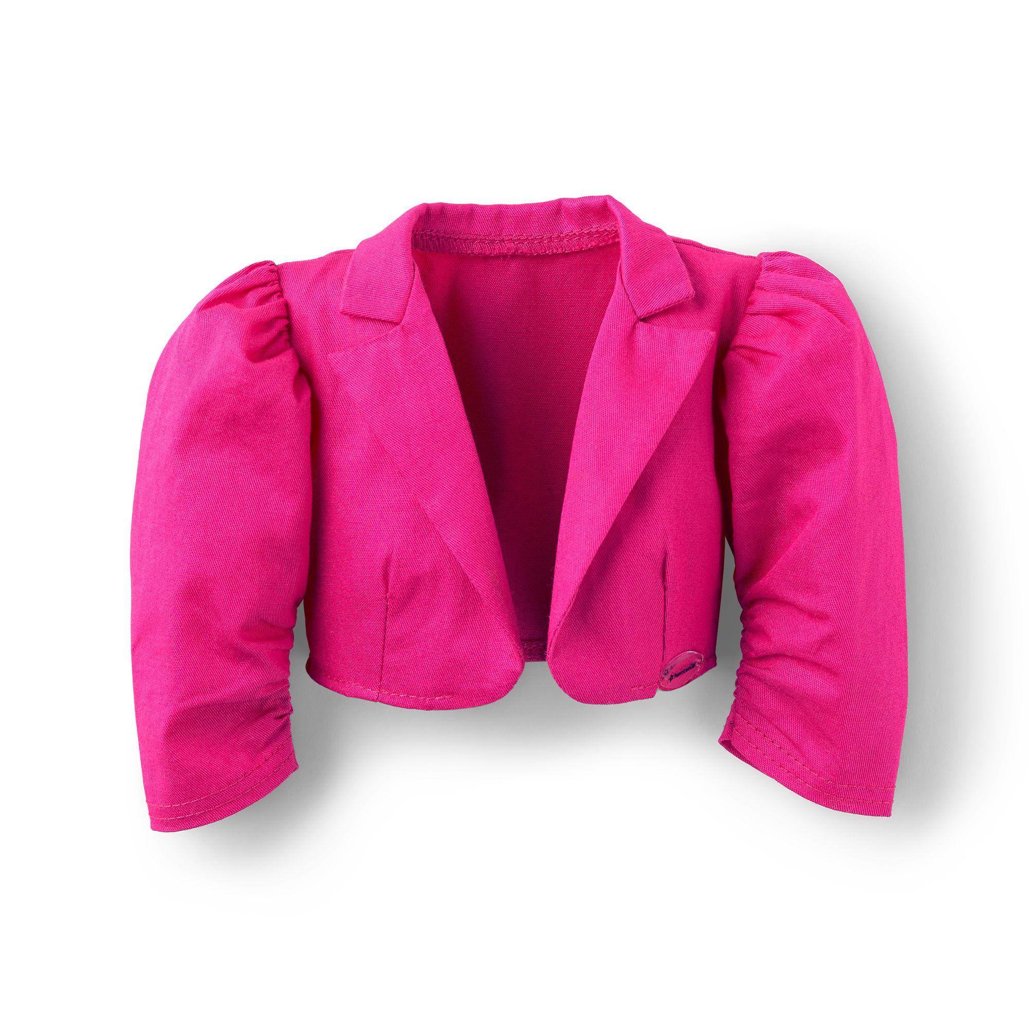 Courtney's Cropped Jacket