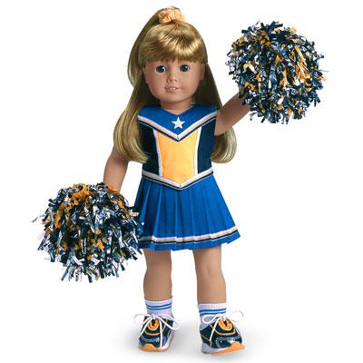 Cheerleader Outfit III