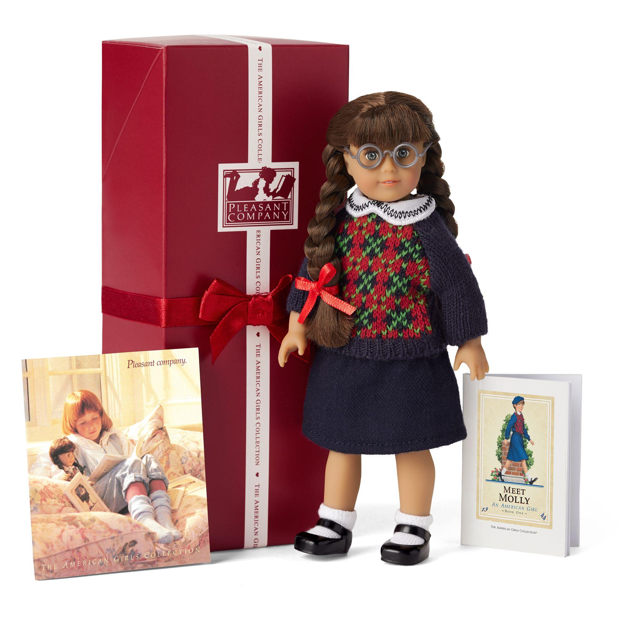 Courtney's Pleasant Company Doll