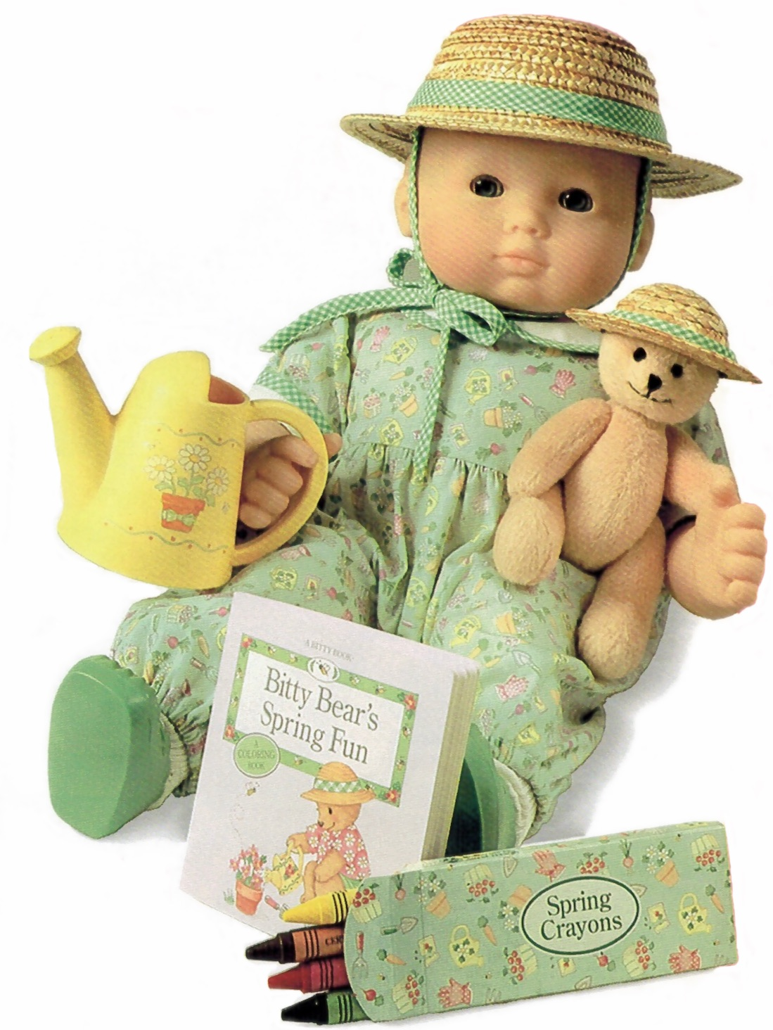 Bitty Baby Gardening Set