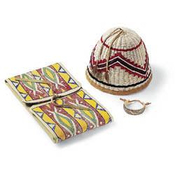 Hat and Parfleche