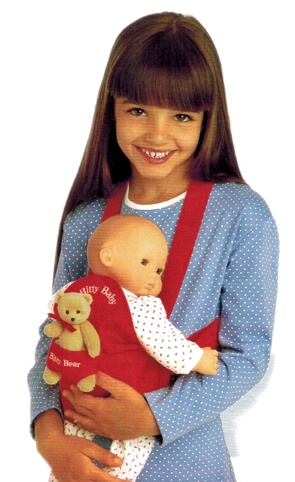 Bitty Baby Carrier I