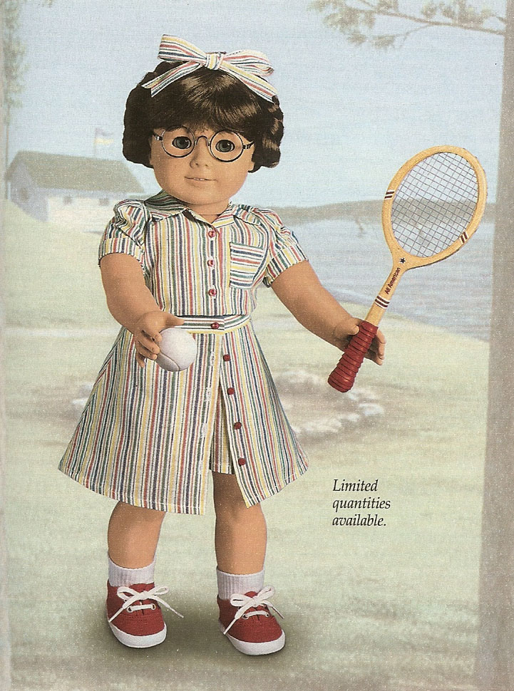 Molly's Tennis Outfit