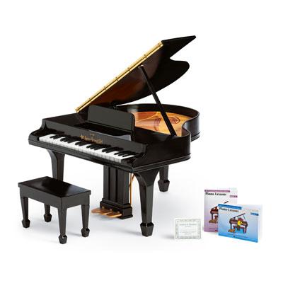Baby Grand Piano Set