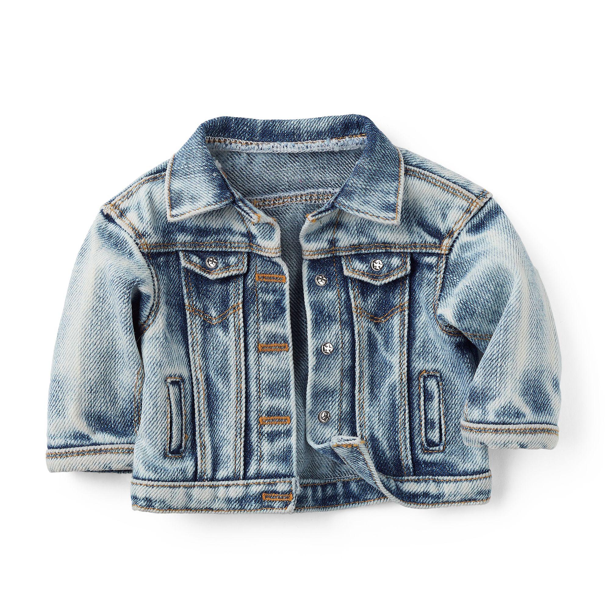 Courtney's Denim Jacket