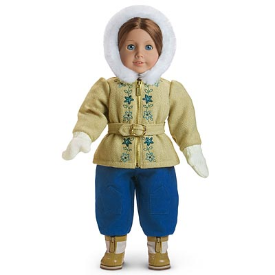 Emily's Snowsuit