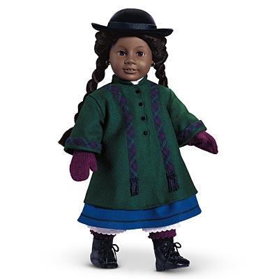 Addy's Winter Coat