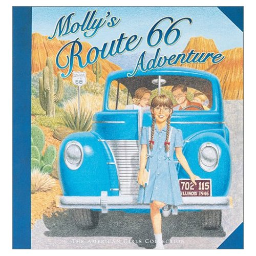 Molly's Route 66 Adventure