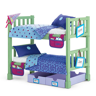 Camp Bunk Bed Set