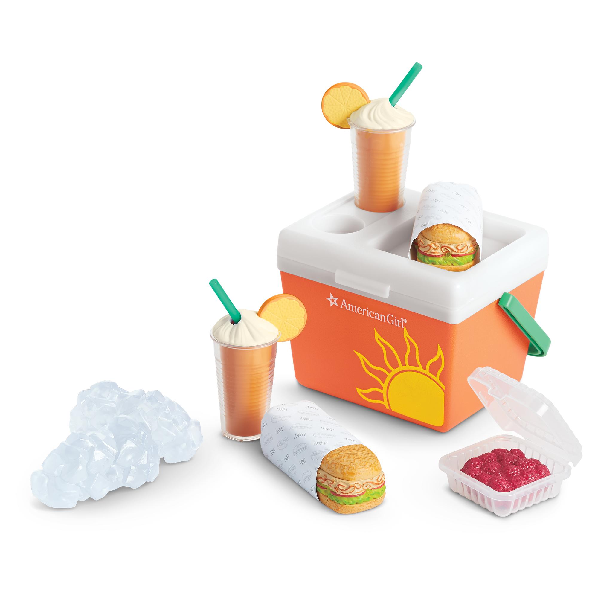 Beach Cooler Set