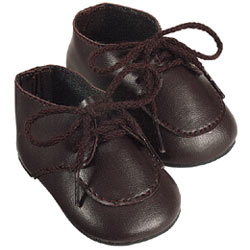 Classic Brown Oxfords