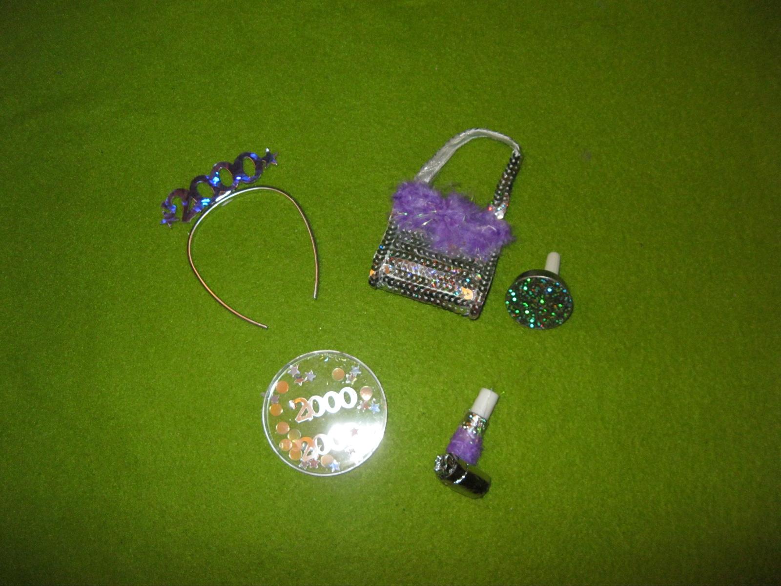 Doll's Celebration Kit