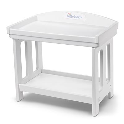 Baby's Changing Table I