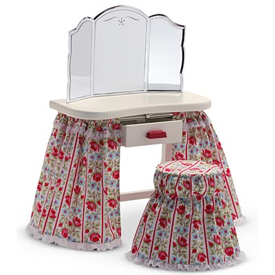 Molly's Vanity Table