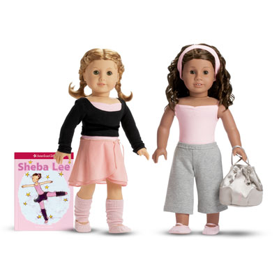 Two-in-One Ballerina Set