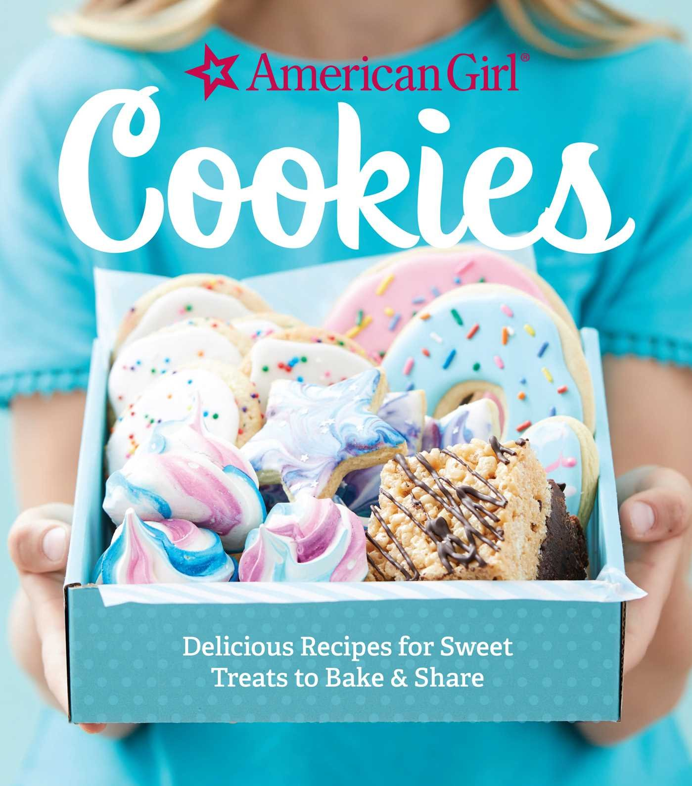 American Girl Cookies (Williams-Sonoma)