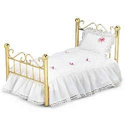 Samantha's Bed