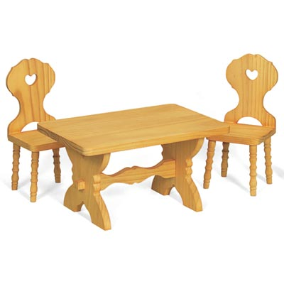 Trestle Table And Chairs American Girl Wiki Fandom