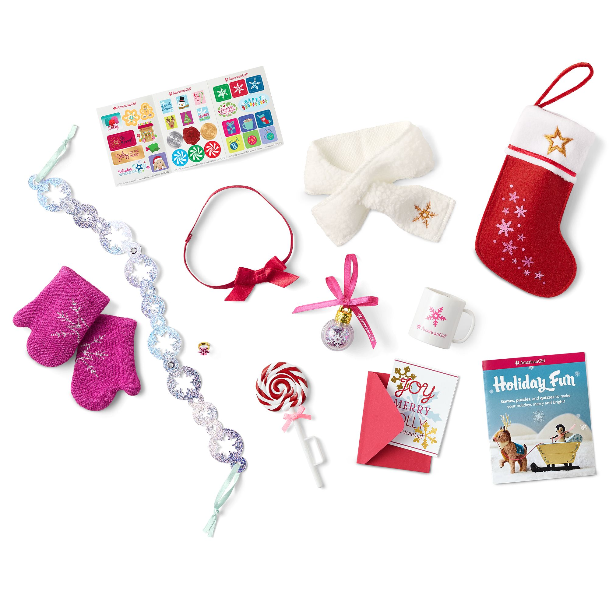 CountdownToChristmasSet contents.jpg