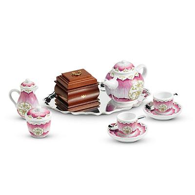 Colonial Tea Set