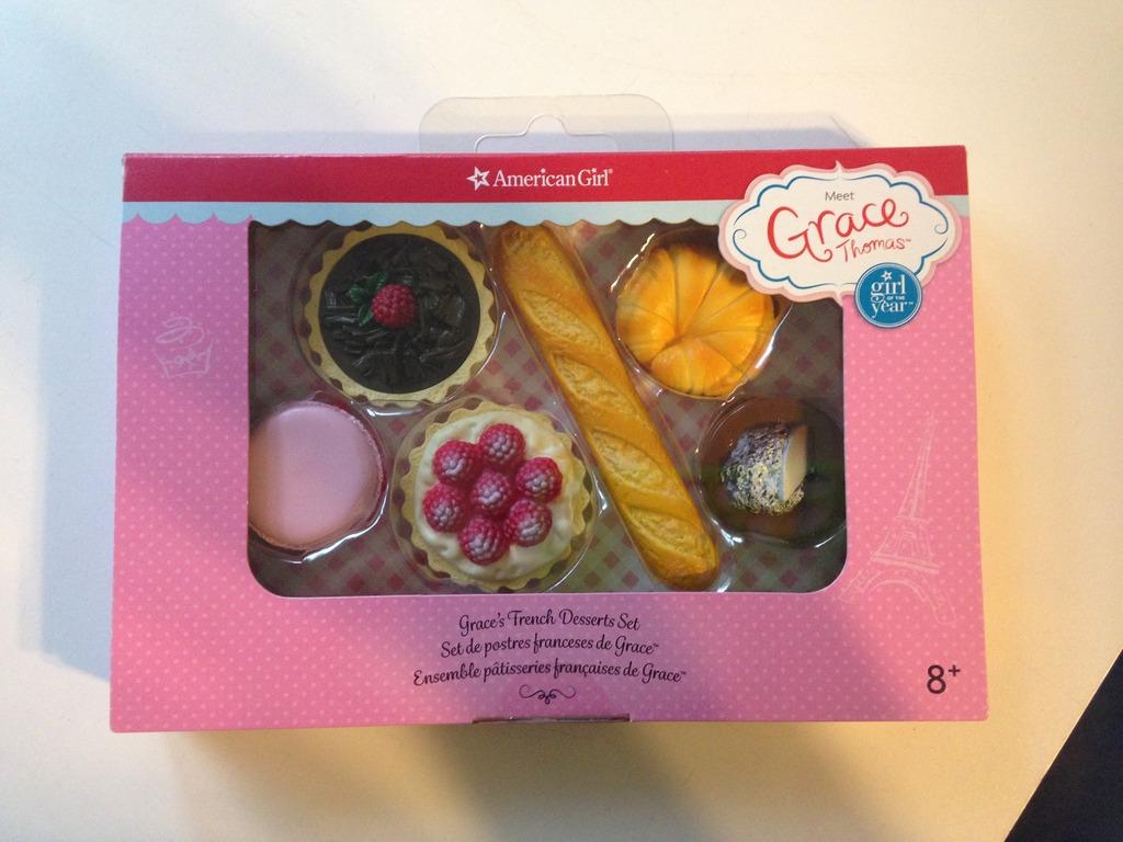 Grace's French Dessert Set