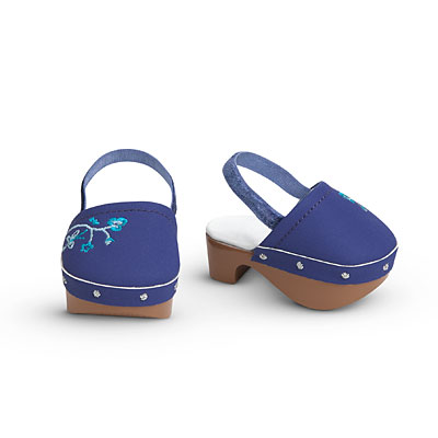 Blueberry Clogs