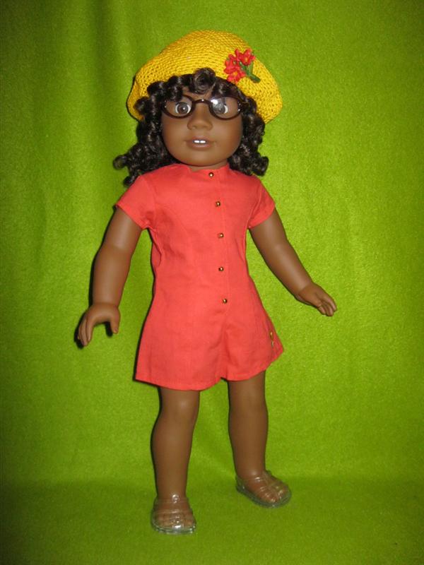 Culotte Dress