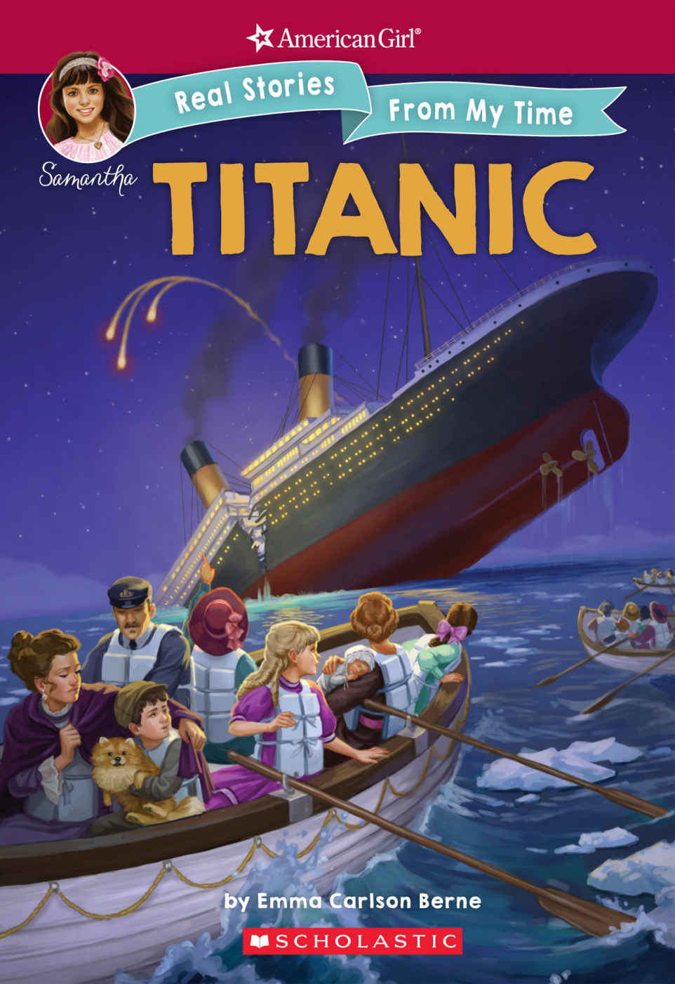 Real Stories From My Time: The Titanic