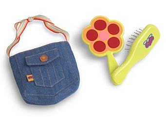 Hair-Care Kit for Bitty Twins