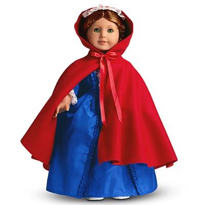 Cardinal Cloak