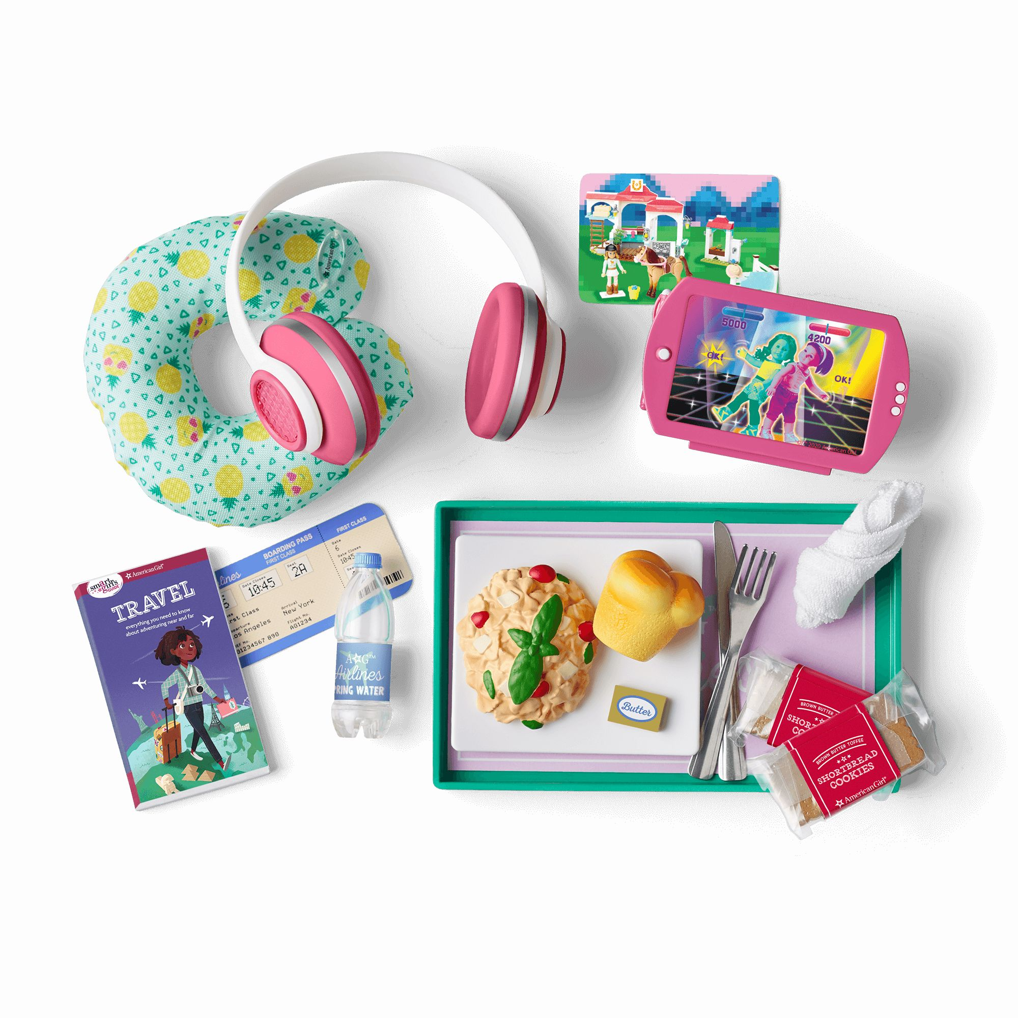 American Girl Airlines Set