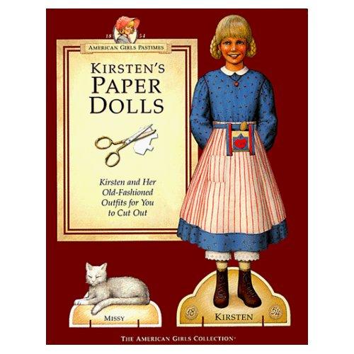 Kirsten's Paper Dolls I