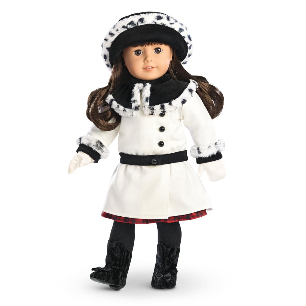 Samantha's Fancy Coat Set