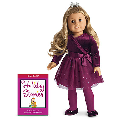 Sparkly Plum Outfit