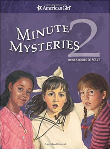 Minute Mysteries 2