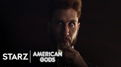 Get to Know 'The Leprechaun' Mad Sweeney - American Gods - STARZ