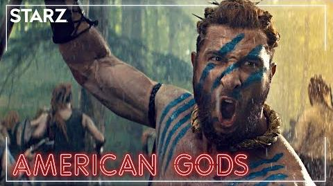 American Gods - War is Coming - STARZ