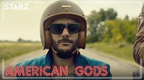 American Gods - Salim - Season 2