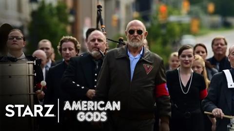 American Gods - Season 1, Episode 6 Clip- American Gods - Vulcan - Season 1