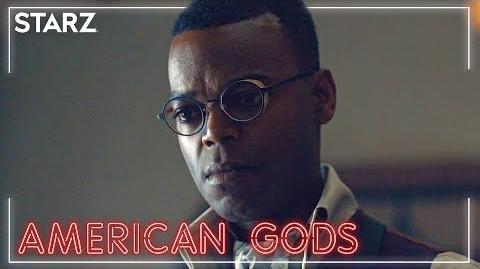 American Gods - Mr Ibis - Season 2