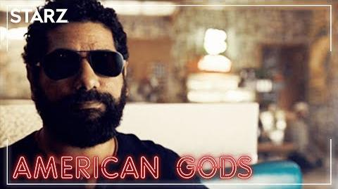 American Gods - The Jinn - Season 2