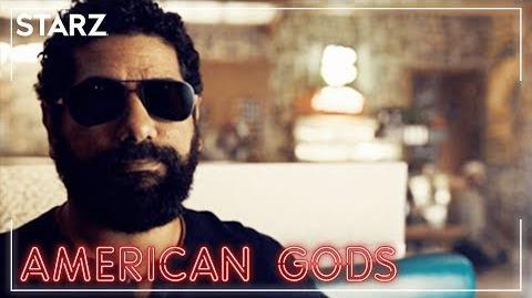 American Gods - The Jinn - Season 2