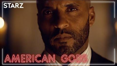 American Gods - Shadow Moon - Season 2