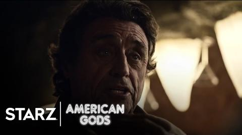 American Gods - Mr Wednesday - Season 1