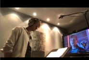 Bruce Langley recording S3