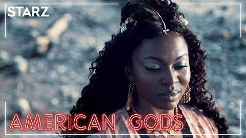 American Gods - Bilquis - Season 2