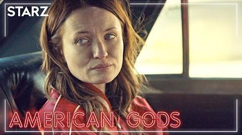 American Gods - Laura Moon - Season 2