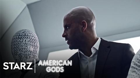 American Gods - Shadow Moon - Season 1
