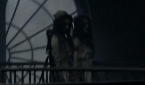Miranda und Bridget Jane